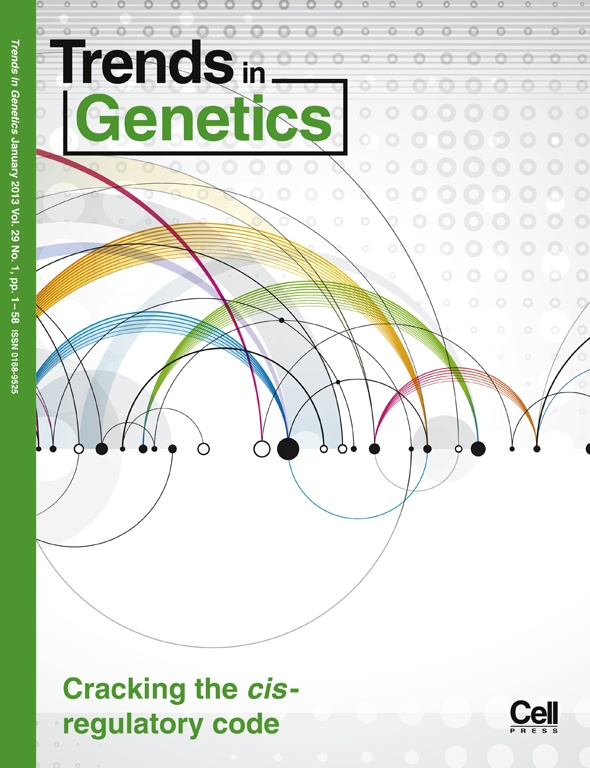 Trends in Genetics Cover